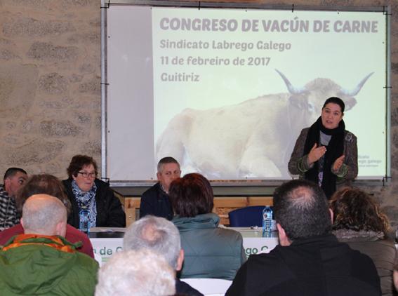 Congreso Vacún de  Carne
