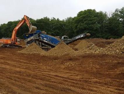Escavacións