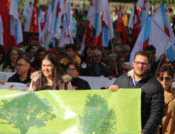 Isabel Vilalba e Diego Sánchez