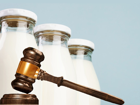 Demanda cártel leite