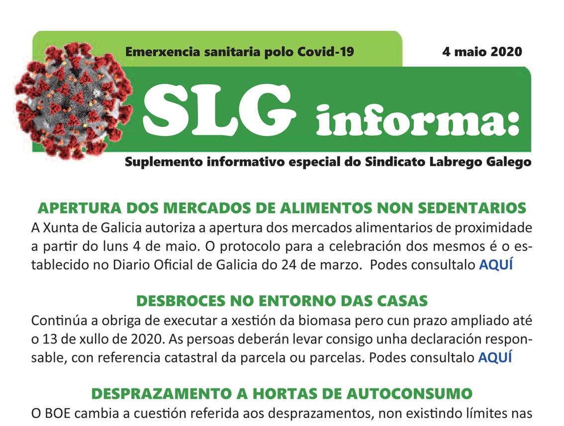 SLG informa