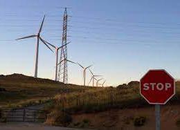stop eólicos